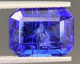 AAA Color 8.55 Carats Tanzanite Gemstone