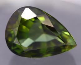 Tourmaline 11.87Ct Natural Nigerian Green Color Tourmaline A127
