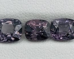 3.70 Carats Spinel Gemstones Parcel