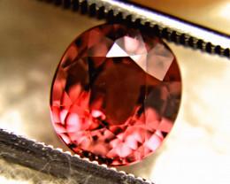 2.4 Carat Vibrant Pink VVS Malawi Garnet - Superb