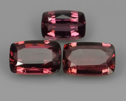 4.85 CTS~EXQUISITE NATURAL UNHEATED RED COLOR RHODOLITE GARNET!!