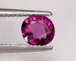 1.73Ct Natural Rhodolite Garnet Oval Cut Lot B1525