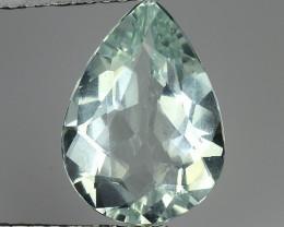 2.14 Ct Natural Aquamarine Top Luster Gemstone. AQ 14