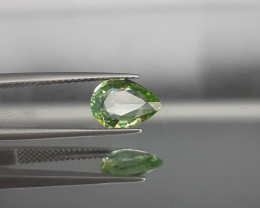 GIL. 1.63Cts  Paraiba  Tourmaline Gems