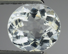 2.07 Ct Natural Aquamarine Top Luster Gemstone. AQ 21