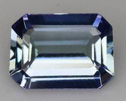 1.02 CT TANZANITE HIGH QUALITY GEMSTONE TZ3