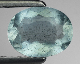 1.15 Ct Natural Aquamarine Top Luster Gemstone. AQ 25