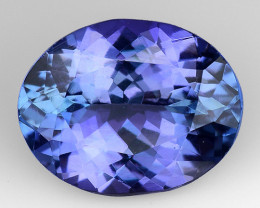2.74 CT TANZANITE HIGH QUALITY GEMSTONE TZ22