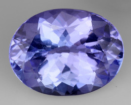 2.73 CT TANZANITE HIGH QUALITY GEMSTONE TZ28