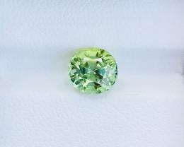 2.60 Carats Natural Color Tourmaline Gemstone