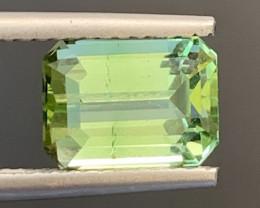 2.35 Carats Natural Color Tourmaline Gemstone