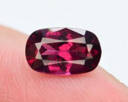 Rare Top Color 2.15 ct Malawi Raspberry  Umbalite Garnet ~ t