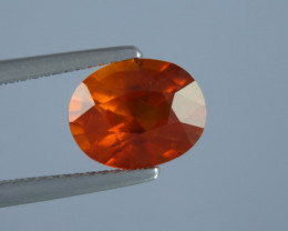 2.83ct Natural Beautiful Oval Cut Clinohumite From Africa