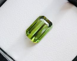 3.75 Carats Natural Color Tourmaline Gemstone