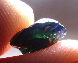 3.07cts Natural No Heat Sapphire Rough Facetable