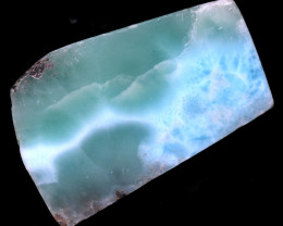 161.20 CTS  LARIMAR ROUGH  SLAB  [F8737]