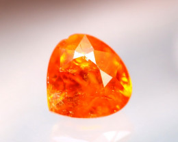 Garnet 1.43Ct Natural Vivid Orange Spessartite Garnet E0815/B34