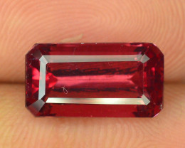 Rare Red Apatite 4.95 ct Amazing Luster