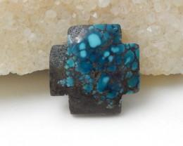 17cts Turquoise ,Handmade Gemstone ,Turquoise Cabochons ,Lucky Stone F654
