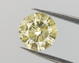 0.527 cts , Loose Fancy Diamond , gemstone For Jewelry