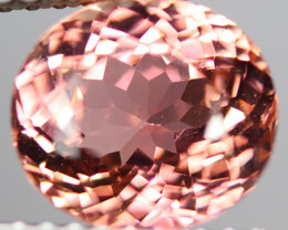 2.42 CT Padparadscha Color !! Mozambique Tourmaline - PT775