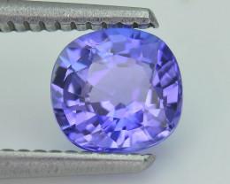AAA Grade 1.44 ct Tanzanite eye catching Color SKU.24