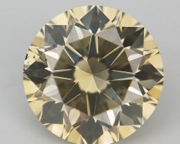 0.61 , FANCY Natural diamond , Loose Setting Stone