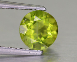 1.55 CT Peridot Gemstone From Burma