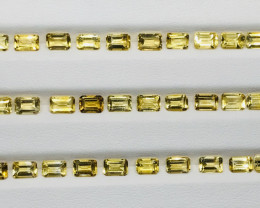 20.30 Carats Citrine  Gemstones Parcel