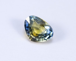 3ct Lab Certified Natrual Blue Sapphire