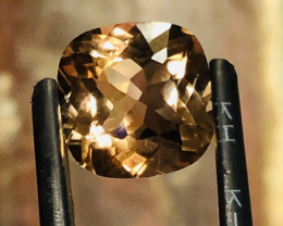 8.83 CT IF - LIKE  IMPERIAL TOPAZ/100% Natural from BRASIL