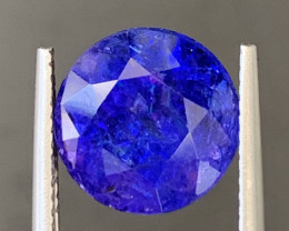 AAA Color 6 Carats Tanzanite Gemstone
