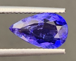 AAA Color 2.65 Carats Tanzanite Gemstone