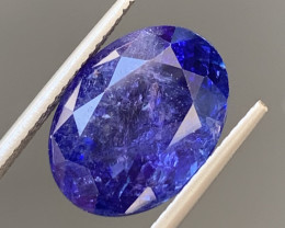 AAA Color 10.40 Carats Tanzanite Gemstone