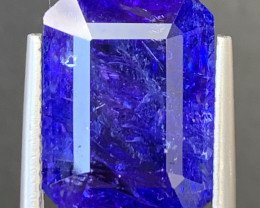 AAA Color 10.60 Carats Tanzanite Gemstone