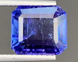 AAA Color 4.50 Carats Tanzanite Gemstone
