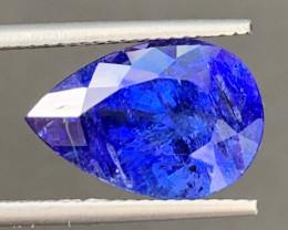 AAA Color  6.75 Carats Tanzanite Gemstone