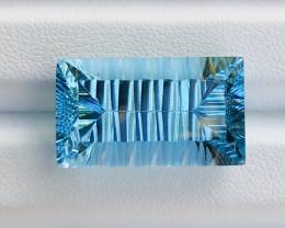 30 Carats Fancy Cut Topaz Gemstone