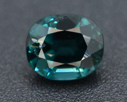 Top Grade 0.60 ct Indicolite Tourmaline ~K