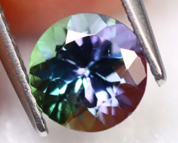 1.60Ct Natural VVS Greenish Blue Color Tanzanite A183