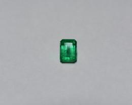 2.85 Carats Intense Green  AFGHAN (Panjshir) Emerald!