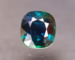 Sapphire 1.86Ct Natural Peacock Sapphire D1126/B25