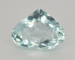 Amazing Color 6.25 Ct Natural Aquamarine