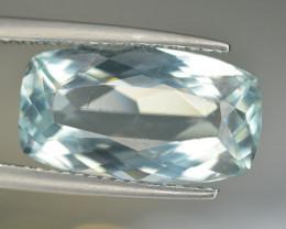 Amazing Color 5.20 Ct Natural Aquamarine