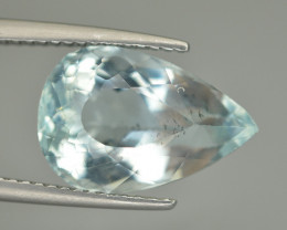 Amazing Color 5.65 Ct Natural Aquamarine