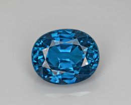 Blue Sapphire, 2.04ct - Mined in Nigeria | Certified by IGI
