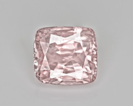 Padparadscha Sapphire, 2.05ct - Mined in Madagascar | Certified by AIGS