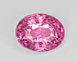 Padparadscha Sapphire, 3.05ct - Mined in Madagascar | Certified by AIGS