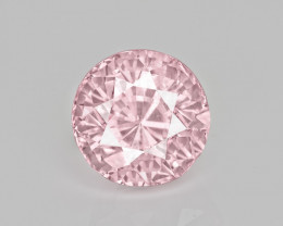 Padparadscha Sapphire, 3.75ct - Mined in Sri Lanka | Certified by GRS