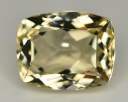Extreme Rare 4.93 ct Bright Yellow Labradorite